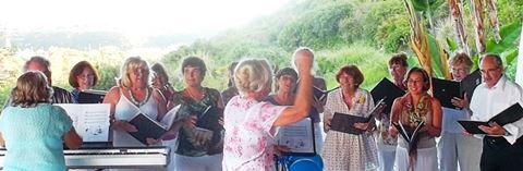 ParaSol singers