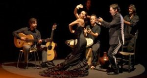 An evening of Flamenco