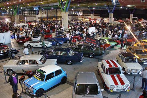 Malaga Classic Car Show
