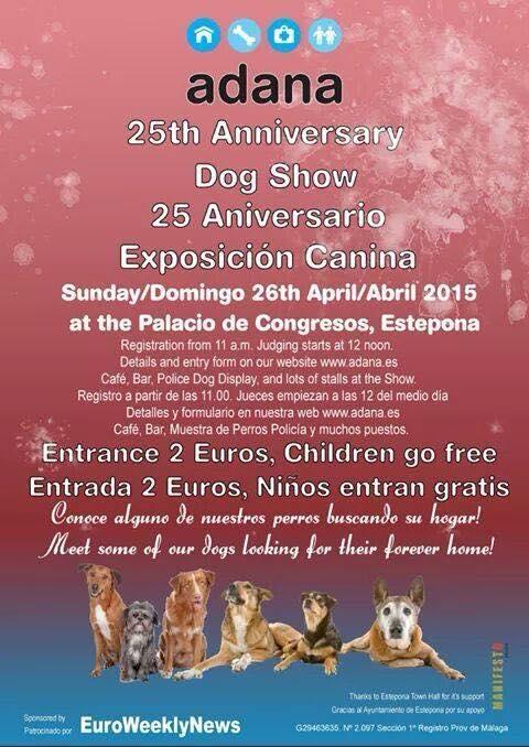 Adana dog show 2015