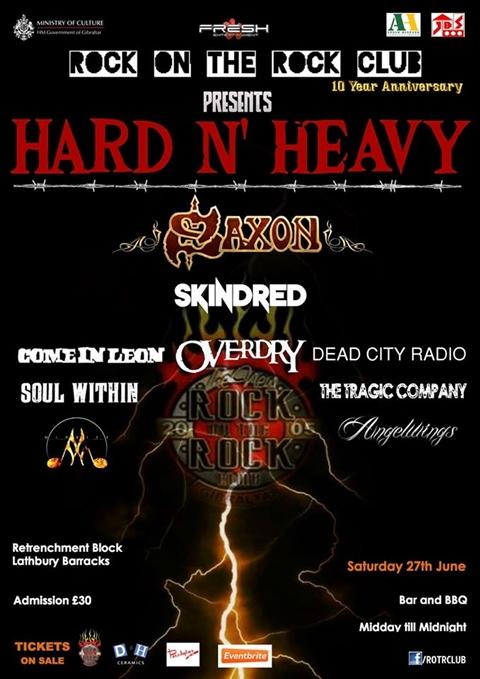 Hard n Heavy Rock on the Rock