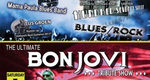 Festival of Blues Bon Giovi