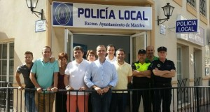 Local Police Station, Sabinillas
