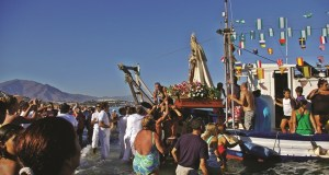 Virgen del Carmen in Sabinillas and Duquesa