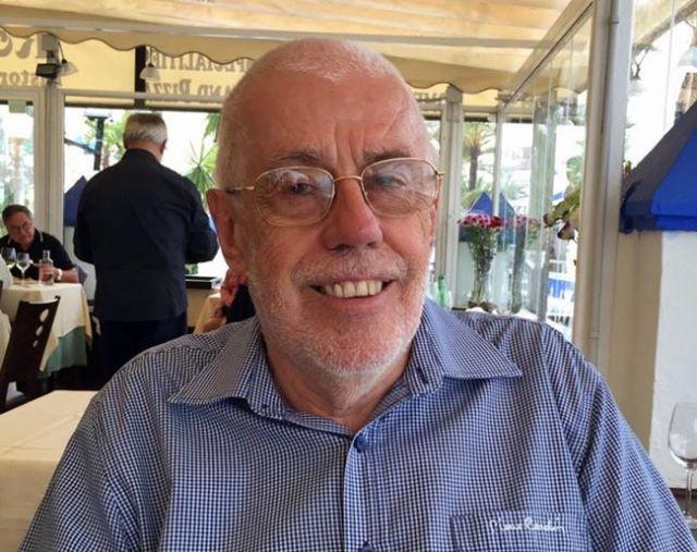 Tony Aldous - Age Concern