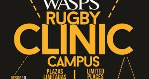 Rugby clinic
