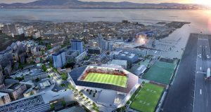 Gibraltar Football Stadium