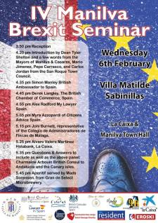 Fourth Brexit Seminar