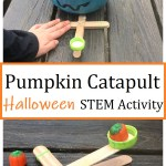 Craft Stick Pumpkin Catapult There S Just One Mommy