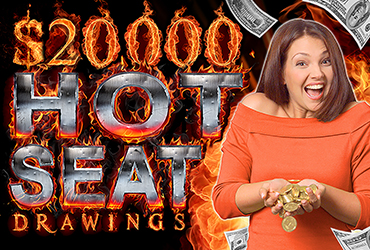 $20,000 Free Slot Play Hot Seats