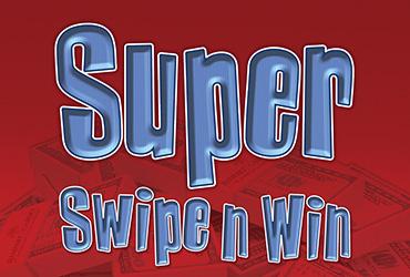 Super Swipe 'n Win Sundays