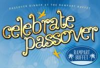 Passover Dinner at Rampart Buffet