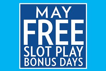 Free Slot Play Bonus Days - Las Vegas Slots