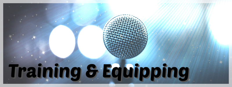 training & equipping
