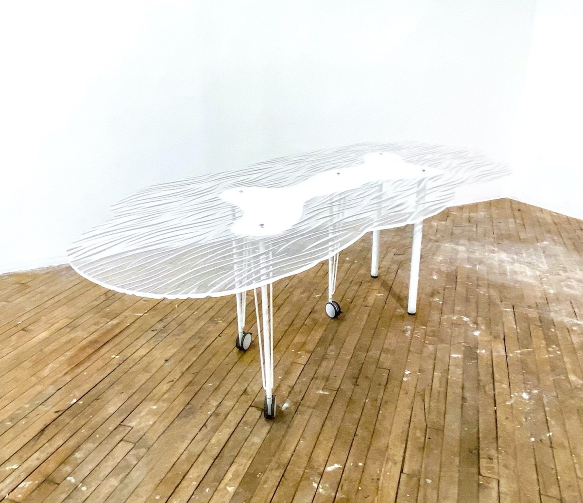 Cloud Table in Process