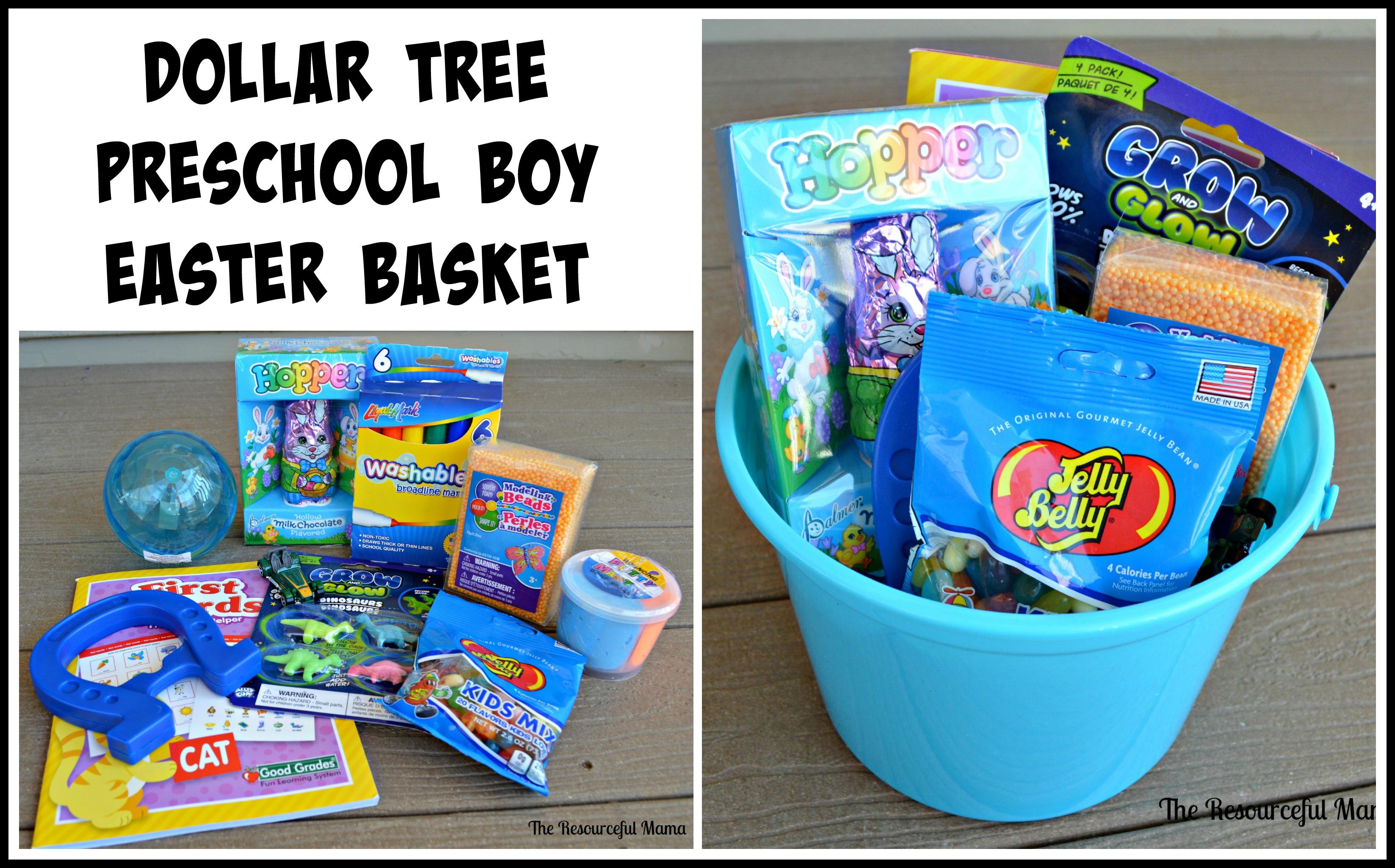 Dollar Tree Easter Baskets