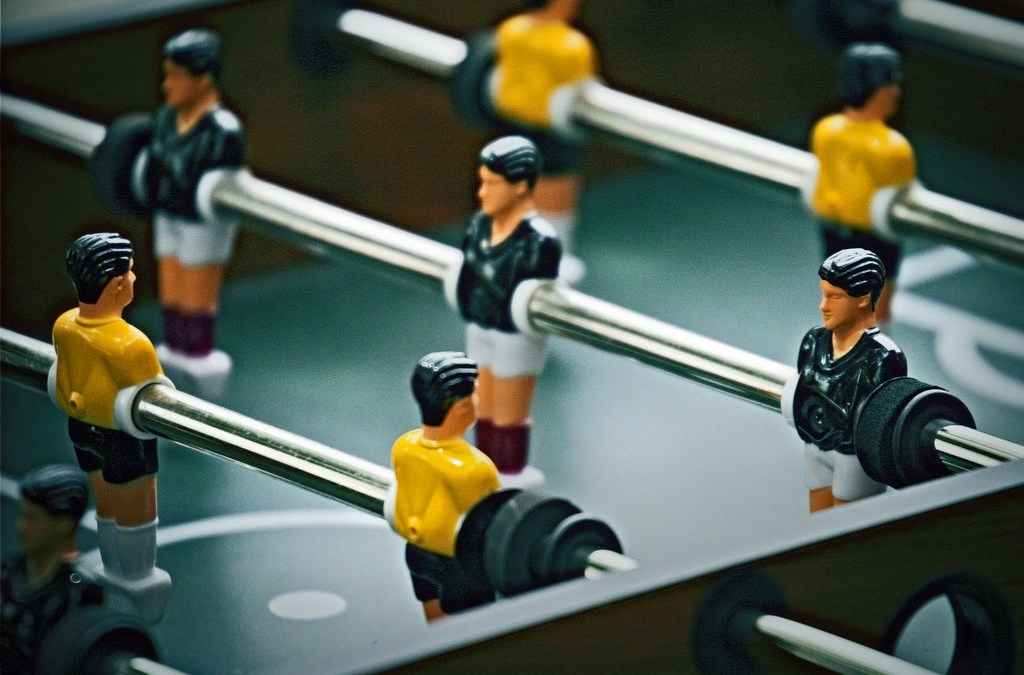 Employee engagement takes more than a foosball table