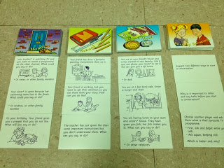 Review Socially Speaking Board Game The Responsive Counselor