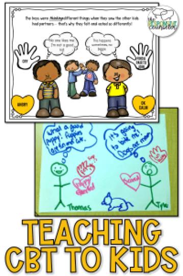 teaching cbt to kids