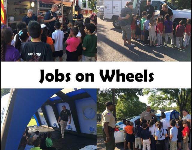 Jobs on Wheels