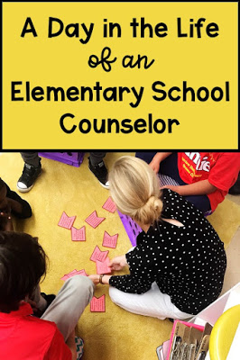a day in the life of an elementary school counselor