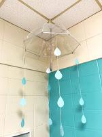 raindrops art
