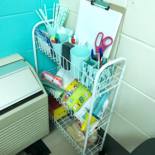 counseling cart