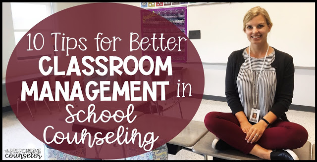 classroom management in school counseling