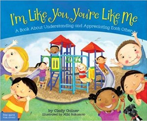 i'm like you you're like me by Cindy Gainer book cover