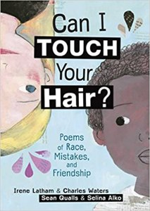 Can I touch Your Hair by Irene Latham book cover