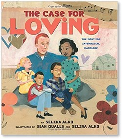 the case for loving by Selina Alko book cover