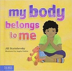 My body belongs to me by Jill startshevsky cover