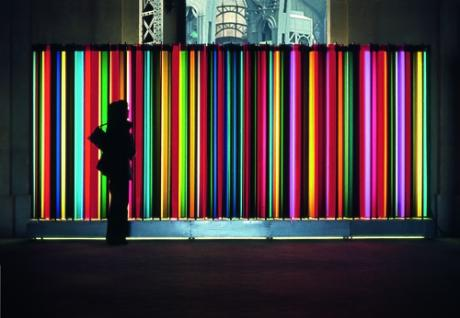 Exhibition-Dynamo-Grand-Palais-Paris-Transchromie-Carlos-Cruz-Diez-2013