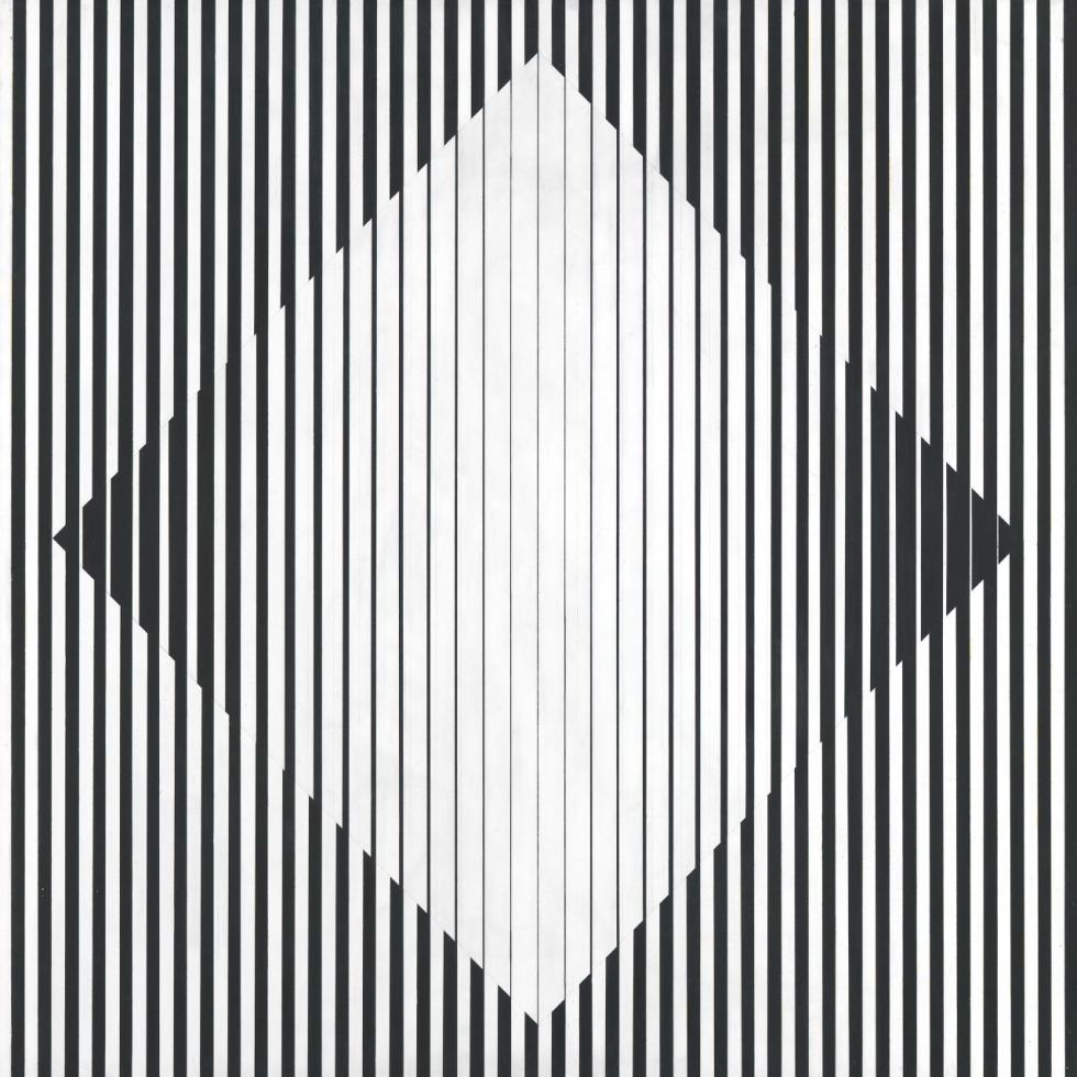 Bridget-Riley-Opening-1961-National-Gallery-of-Victoria-Melbourne-Felton-Bequest-1967