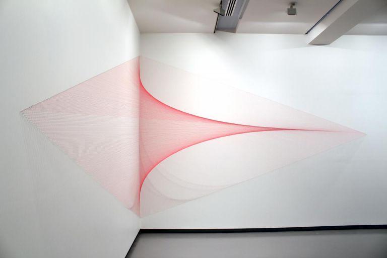 Installation by Sandra Selig. Courtesy Milani Gallery, Brisbane.