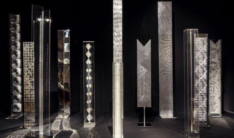 "Installation view at ""ZERO – The International Art Movement of the 50s and 60s,"" Martin-Gropius-Bau, Berlin, 2015."