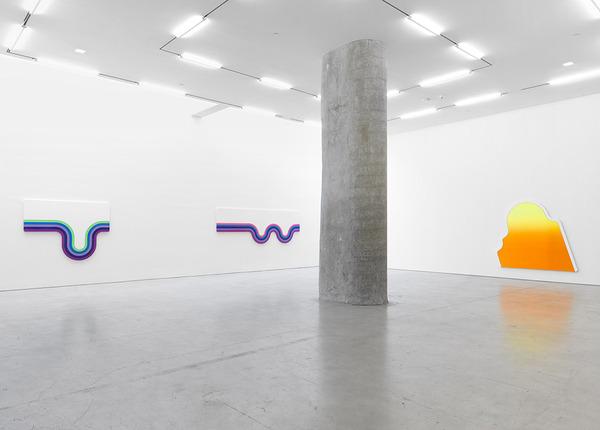 Greg Bogin Installation View, 2015