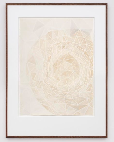 Gego,Untitled, 1980 Watercolor on paper