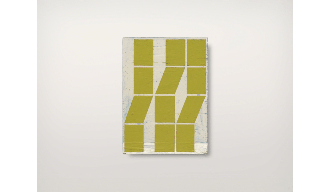 ALAIN BILTEREYST,Untitled, 2015, yellow