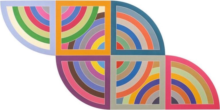 Frank Stella (b. 1936), Harran II, 1967