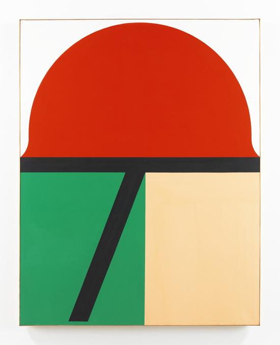 Takesada Matsutani, Red-Sun-P, 1972