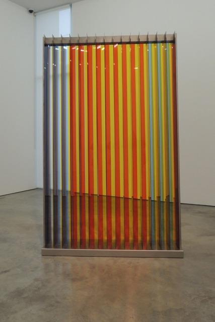 "CARLOS CRUZ-DIEZ ""Transchromie"", 1965-2009"