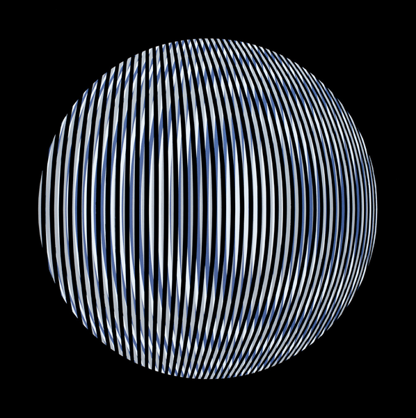 Op art, kinetic art
