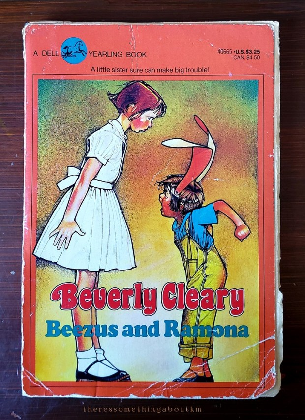 Beezus and Ramona | Beverly Cleary | Book Cover