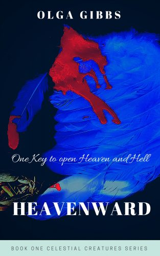 Book Cover | Heavenward by Olga Gibbs