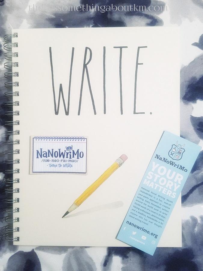 NaNoWriMo Write