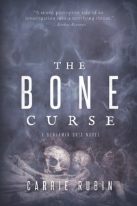 The Bone Curse | Carrie Rubin | Book Cover