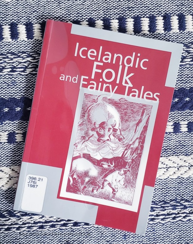 Icelandic Folk and Fairy Tales Book Cover