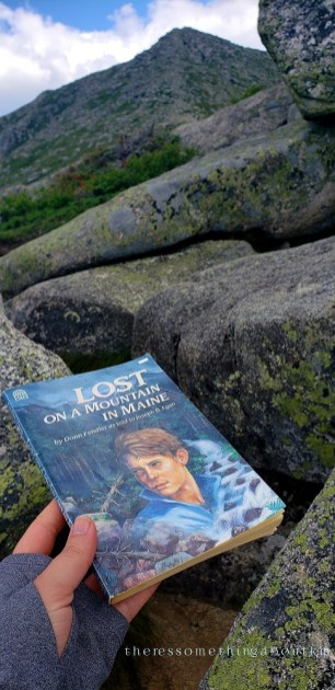 Lost on a Mountain in Maine1