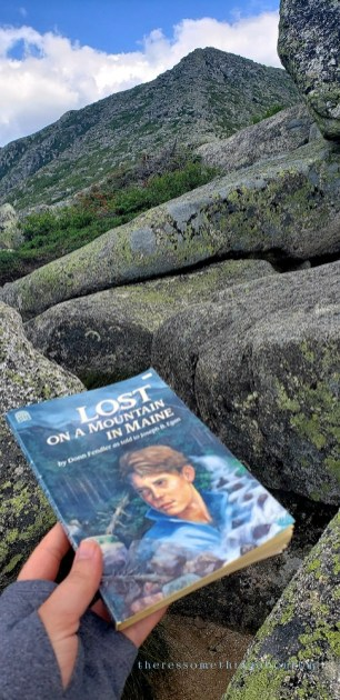 Lost on a Mountain in Maine2